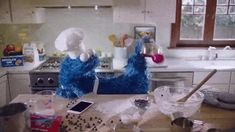 Cookies Monster GIF - CookiesMonster - Discover & Share GIFs