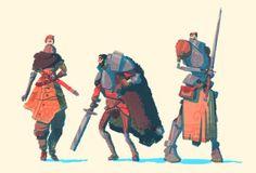 Elliot Alfredius - Character Design Page