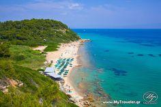 Aristoteles beach - Kassandra - Chalkidiki - Greece Photo from Nea Fokea in Halkidiki | Greece.com