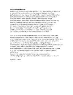 Gwendolyn brooks essay