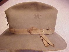 m1889 campaign hat snowflake vent - Google Search