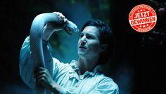 Angeschaut: Die weiße Schlange – frei nach dem grimmschen Märchen