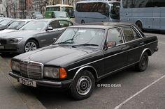1980 Mercedes Benz 230. by Fred Dean Jnr, via Flickr