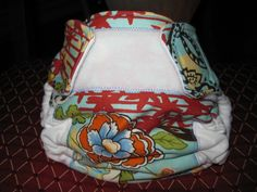 Homemade cloth diaper