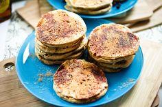 Snickerdoodle Pancakes #vegan | Keepin' It Kind