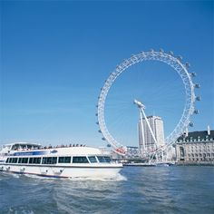 See London from two unique perspectives with a combo ticket that lets you experience the London Eye and a cruise on the River Thames. Also, enjoy the spectacular London Eye Cinema! Thames River Cruise, River Thames, Home Office, Cruise Tickets, London Tourist Guide, London Attractions, Tower Of London, London City, London Hotels