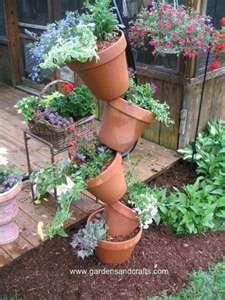 Tipsy Planter