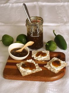 This tantalizing Tomatillo Jalapeño Jam is so easy to prepare, yet it will subtly enhance the flavors in your favorite dishes.
