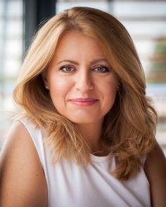 Zuzana Caputova has become Slovakia first female president after winning the second round of the vote. The divorcee and mother of Liberal Party, Political Party, Current President, Running For President, Liberal Views, Judicial Branch, Ginger Girls, Presidential Election