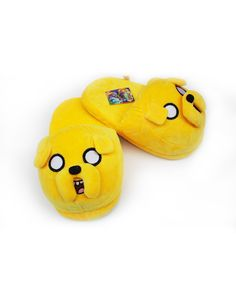 Zapatillas Jake 22€    pikapikashop.com #timeofadventure #horadeaventuras #jake #zapatillas #kawaii #cute #pikapikashop #barcelona
