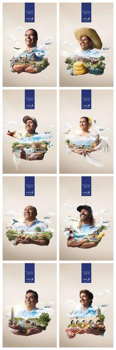23 Ideas Design Creative Advertising Inspiration For 2019 Ads Creative, Creative Posters, Creative Advertising, Advertising Design, Creative Design, Advertising Poster, Poster Design, Print Design, Photoshop