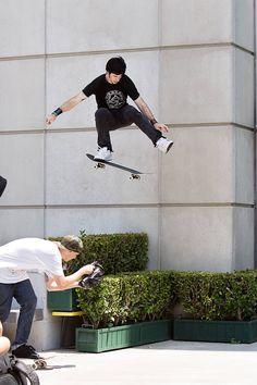 skateboarding | Chris Cole Street Skateboarding