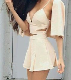 Hola! Mi nombre es Alexandra, tengo 16 años y vivo en Barcelona... Mi… #romance # Romance # amreading # books # wattpad Fashion Outfits, Womens Fashion, Bikinis, White Dress, Bodycon Dress, Rompers, Clothes For Women, Sexy, Beautiful