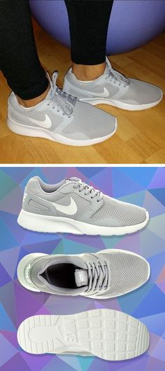 separation shoes 7e23f e8680 Lightweight comfort and a super-sleek minimalist design make Nikes Kaishi running  shoes a must