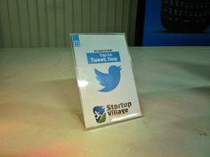 Tweet using NFC