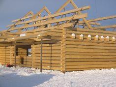 Log Home Kit