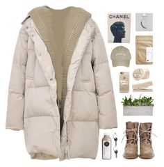 """""""my heart is gold but my hands are cold"""" by via-m ❤ liked on Polyvore featuring Casetify, D.R. Harris & Co Ltd., Paper & Tea, Topshop, Chanel and Maison Margiela"""