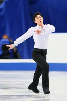 フィギュアスケート田中刑事選手(写真:アフロスポーツ)