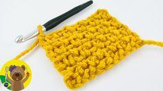 Padrão de pérolas para iniciantes em crochet | Aprendendo a fazer crochet