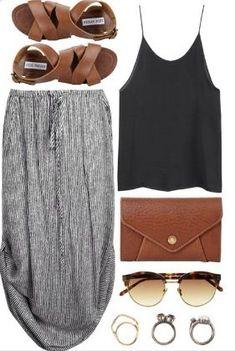 Grey & Chestnut