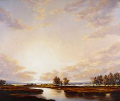 Victoria, Clouds, Painting, Outdoor, Art, Outdoors, Painting Art, Paintings, Kunst