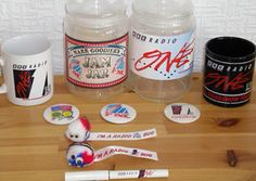 Radio 1 Merchandise (early 90s)