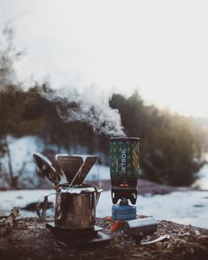 Coffee Essentials for the Trail