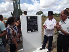 Landisvalth Blog           : Ildinho inaugura quadra do Tanque Novo