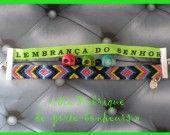 bracelet brésilien porte bonheur 3 rangs