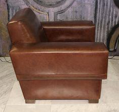 Pair of Arturo Pani Club Chairs 3