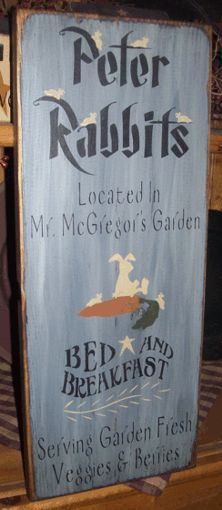 PRIMITIVE SIGN SIGNS CATALOG PAGE