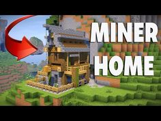 SIMPLE & STYLISH SURVIVAL HOUSE! - Minecraft Tutorial - YouTube