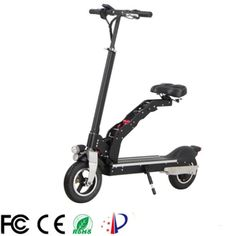 36V 350WElectricScooter18.2A Lithium Battery Foldable For City Walk