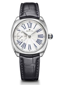 Zenith Heritage Star 33 mm in stainless steel