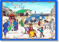 The Seaside Long Ago, £55.00