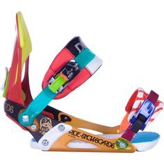 Ride EX Snowboard Binding. I want these so bad for my ride snowboard!