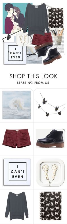 """""""HONOBONO LOG  FASHION SERIE  #1 #SLEEPY_COUPLE"""" by nickacrowe ❤ liked on Polyvore featuring WALL, Whiteley, Oris, Crate and Barrel, Friendly Hunting, Tri-coastal Design and ESSEY"""