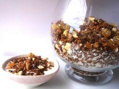 Granola, Acai Bowl, Chili, Sweet Tooth, Cereal, Oatmeal, Vegan, Breakfast, Christmas