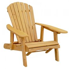 Outdoor Furniture : AC7105 - Reclining Adirondack Chair With Pull-Out Ottoman. Ergonomic folding Adirondack chair with pullout ottoman and adjustable backrest. Finally all-weather seating that lets you take lounging seriously. Folding Adirondack chair with pullout ottoman ensures you get the most out of your nap. Classic charm with modern ergonomic structure, extendable ottoman and adjustable backrest.