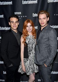 Alberto, Kat & Dom at #tiff
