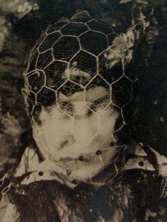 Gertrud Arndt, self-portrait