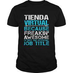TIENDA VIRTUAL T-Shirts, Hoodies. VIEW DETAIL ==► https://www.sunfrog.com/LifeStyle/TIENDA-VIRTUAL-Black-Guys.html?id=41382
