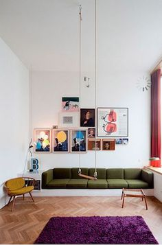 30 Modern Interior Design Ideas Adding Fun To Room Decor With Playful  Swings And Hammock Chairs