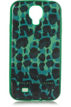 Marc Jacobs Samsung Galaxy cover -- gorgeous!