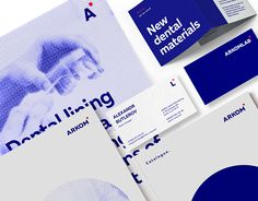 Identity — Arkom group of the companies (2017) on Behance
