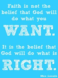 faith. max. lucado