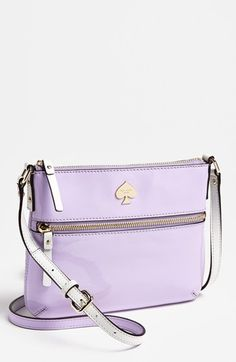 84f4e3181c0 kate spade new york  flicker - tenley  patent crossbody bag available at   Nordstrom