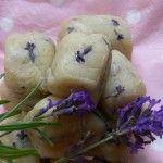 Lavender:  #Lavender Fudge Recipe.