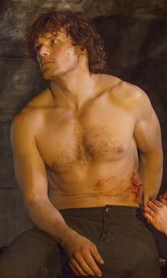 Outlander Lover — iamjamieswife: his body is a masterpiece