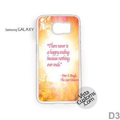 The Last Unicorn Quote Graphic Phone Case For Apple, iphone 4, 4S, 5, 5S, 5C, 6, 6 +, iPod, 4 / 5, iPad 3 / 4 / 5, Samsung, Galaxy, S3, S4, S5, S6, Note, HTC, HTC One, HTC One X, BlackBerry, Z10